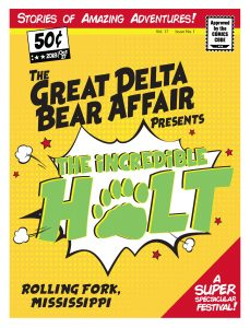 The 2018 Great Delta Bear Affair – Fun for the Whole Family