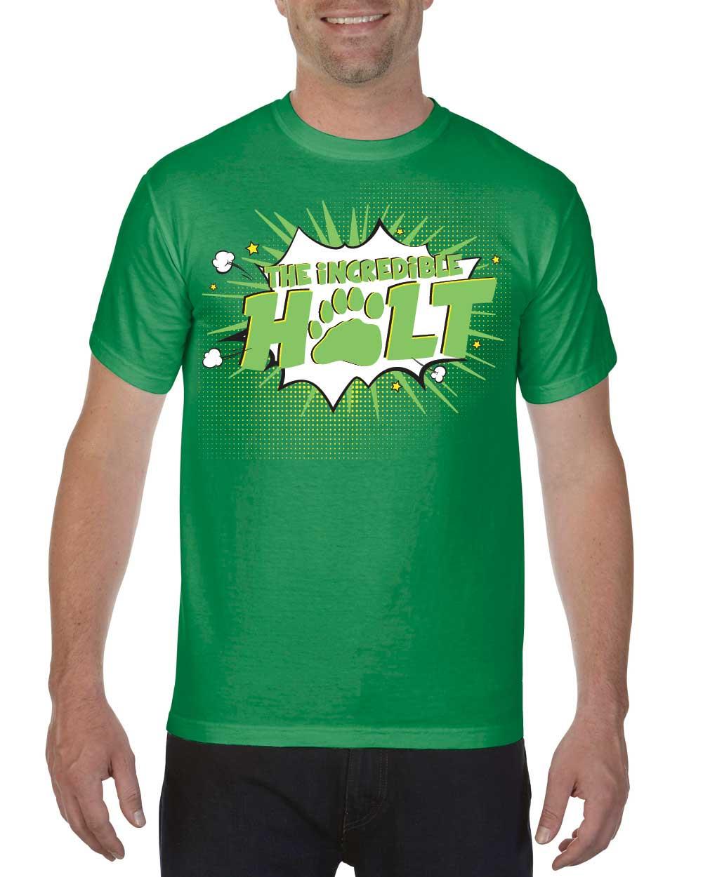 GDBA 2018 T-Shirt Design